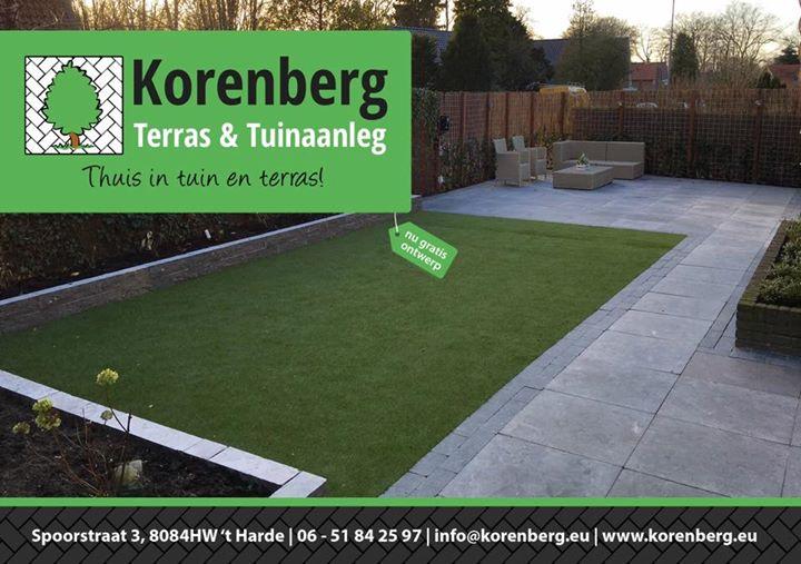 Thuis in tuin en terras !! u2013 korenberg terras en tuinaanleg